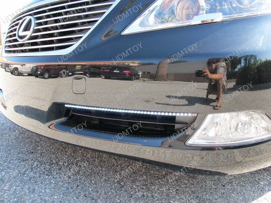 Lexus - LS - 460 - LED - audi - strip - light - 7